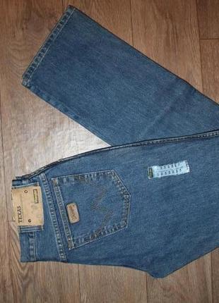 Оригинальные качественные джинсы wrangler vintage midston размер w34/l34