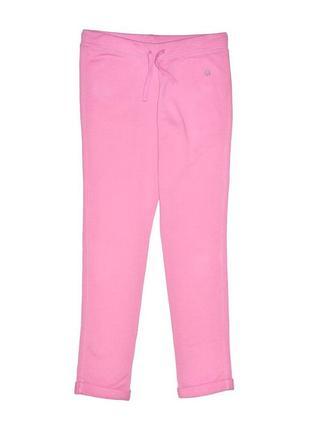 Новые розовые спортивные штаны для девочки, united colors of benetton, 04521