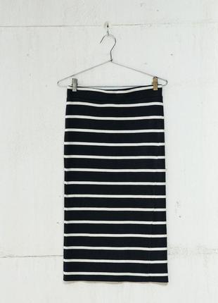 Модная миди-юбка от bershka
