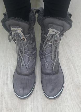 Ботинки сапоги  ktx 63  не промокаемые