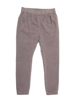 Новые серые спортивные штаны для девочки, united colors of benetton, 00386