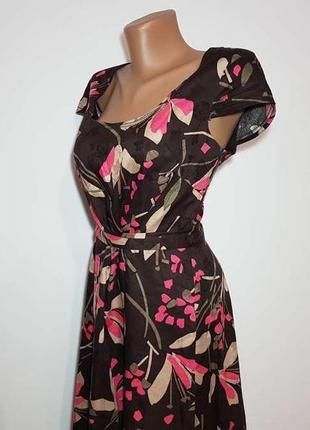 Платье monsoon, размер 12, m-l, как новое!