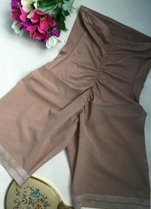 Высокие корректирующие панталоны janira