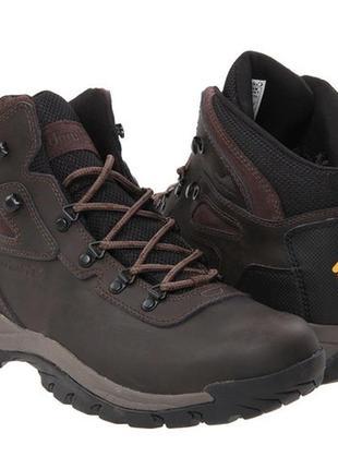 Мужские зимние ботинки columbia newton ridge plus waterproof р-43/44