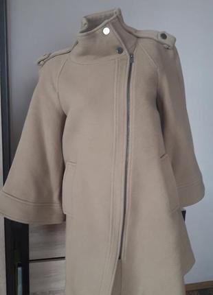 Zara woman пальто-косуха s-m