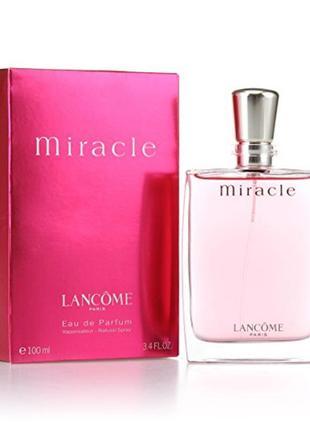Парфюм lancome miracle, l'eau de parfum, 100ml