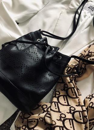 Миниатюра сумка-букет