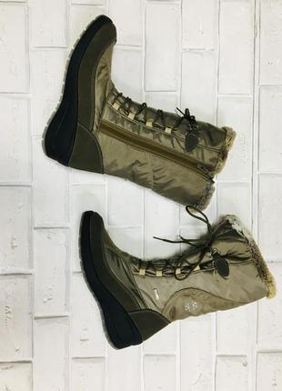 Обувь зима scandia