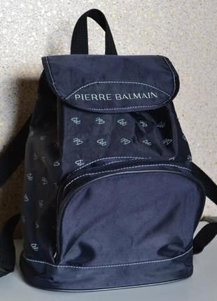 Pierre balmain рюкзак сумка