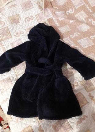 Детский халат george