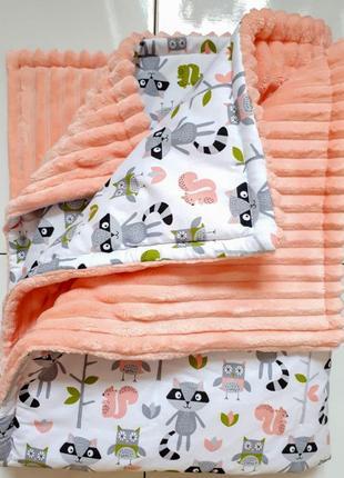 Плед, детский плед, одеяло