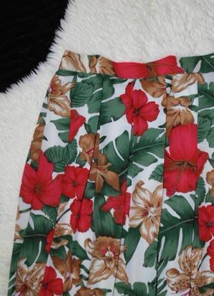 Плиссированная юбка 20 размера