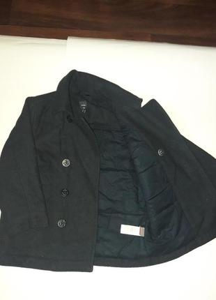 Модное пальто для мальчика