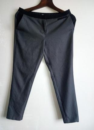 Классические брюки f&f в принт