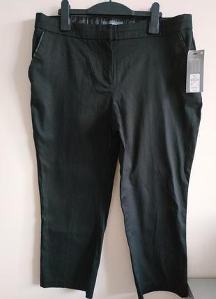 Новые хлопковые брюки- капри, atmosphere, размер 14/42