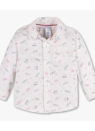 Детская рубашка с воротничком джентельмен, c&a, 441/22