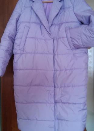 Куртка кокон.