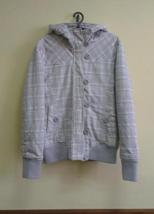 Женская  теплая куртка бренда fishbone, xl