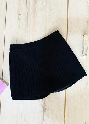 Очень крутые шорты с имитацией юбки topshop