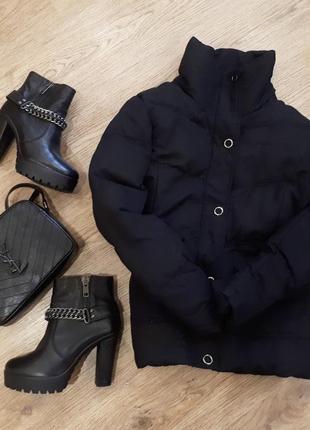 Дутая куртка синтепон