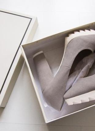 Шикарные туфли lost ink р.38