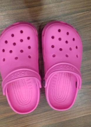 Crocs новые1