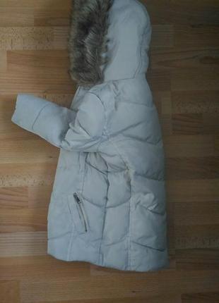 Парка ,куртка на девочку river island 3-4 года