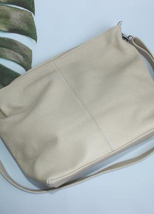 25х36см borse in pelle кожаная сумка на плечо кросс-боди