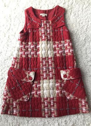 Платье, сарафан для девочки подростка, оригинал burberry