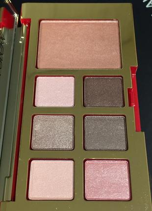 Палетка pure color envy eye and cheek palette glow, оригинал сша