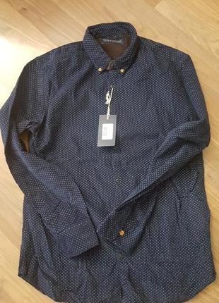 Рубашка мужская, j&j