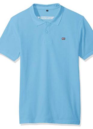 Новая рубашка поло southpole с коротким рукавом. р.xl. 100% cotton