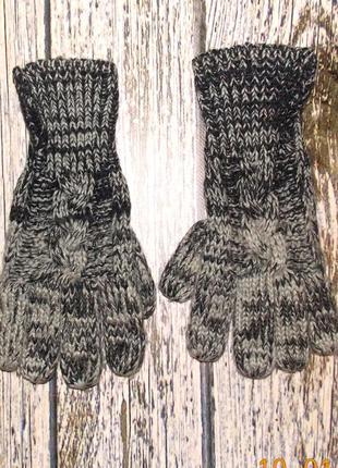 Новые перчатки  для девочки 8-12 лет2