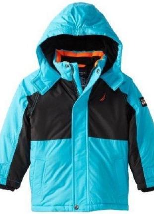 Зимняя куртка парка nautica на 10-12 лет