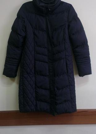 Женское стёганое пальто denim co, 12