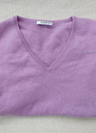 Кашемировый джемпер свитер 100% кашемир