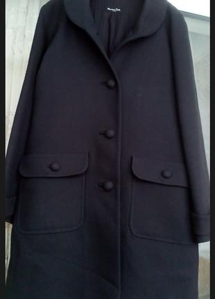 Пальто деми massimo dutti