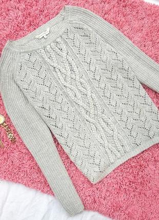 Теплый свитер от rocha