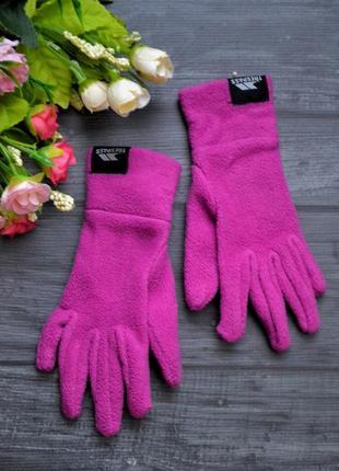 Флисовые перчатки trespass 2-4года2