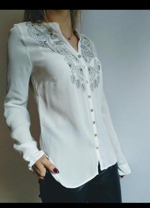 Блуза известного бренда m&s