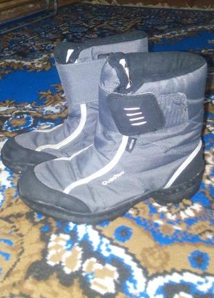 Ботинки лыжные essensote 6014