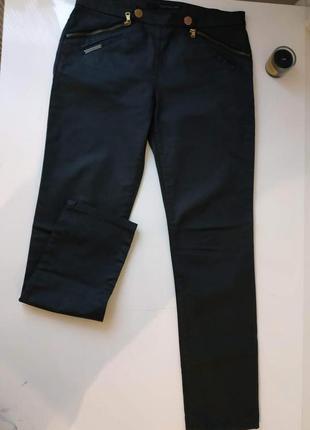 Черніе джинсі calvin klein  с напыление