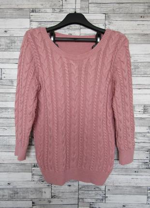 Стильный шерстяной свитер atmosphere *