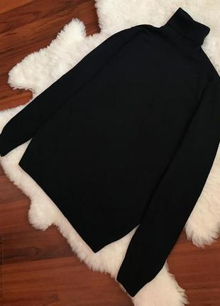 Шерстяной гольф , 100% шерстяной свитер