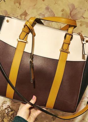 Вместительная сумка accessorize