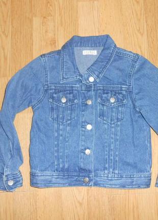 Куртка-пиджак на девочку 5-6 лет