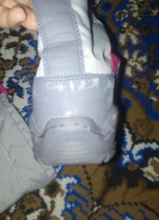 Ботинки лыжные quechua 6015