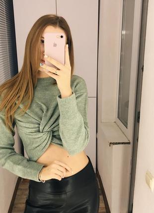 Укороченный свитер na-kd