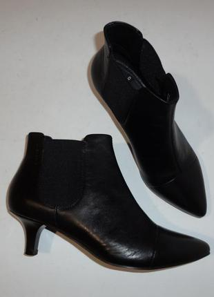 Ботинки челси vagabond вьетнам натуральная кожа р. 36 ст. 23-23,5 см