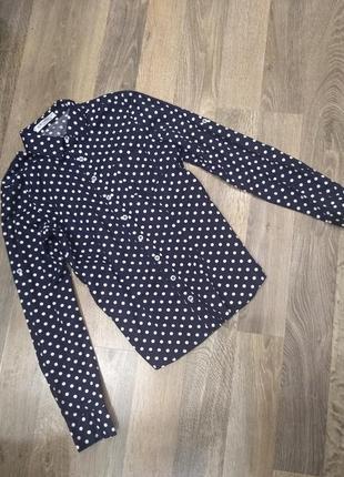 Красивая рубашка размер s